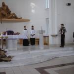 Žiar nad/Hronom – svätá omša